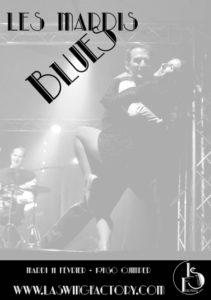 Mardis blues avec La Swing Factory